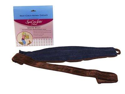 Spa Comforts Microwavable Back Belt