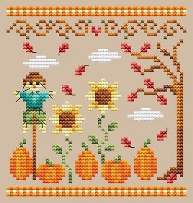 Shannon Christine Designs Pumpkin Patch 3 of 3