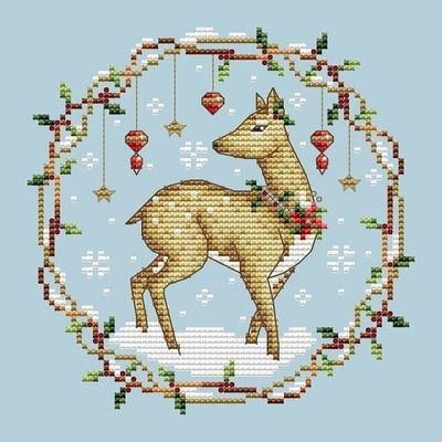 Shannon Christine Designs Woodland Deer