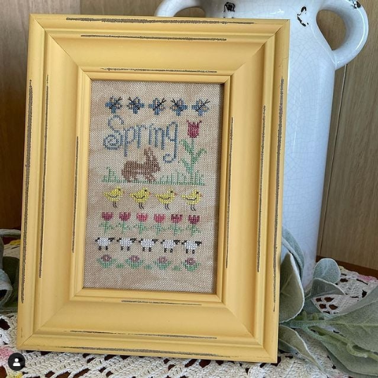 From the Heart Mini Spring