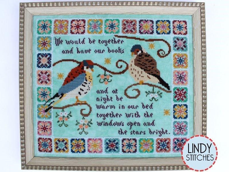 Lindy Stitches Stars Bright