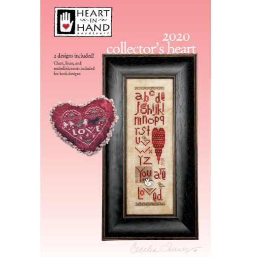 Heart in Hand 2020 Collector's Heart