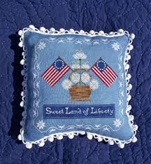 Lindsay Lane Designs Sweet Land Of Liberty