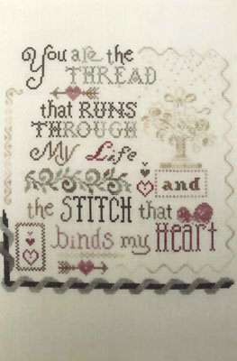 Mosey 'n Me The Thread That Binds