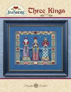 Jim Shore Three Kings