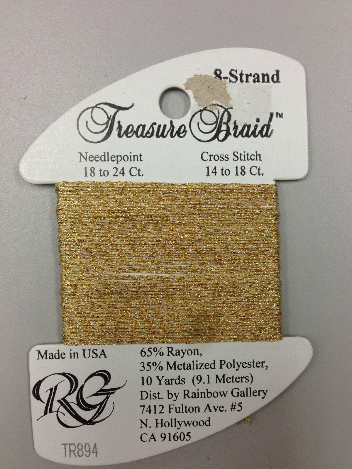 Rainbow Gallery Treasure Braid TR894