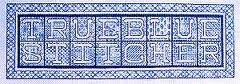 Glitter Gulch Needlework True Blue Stitcher