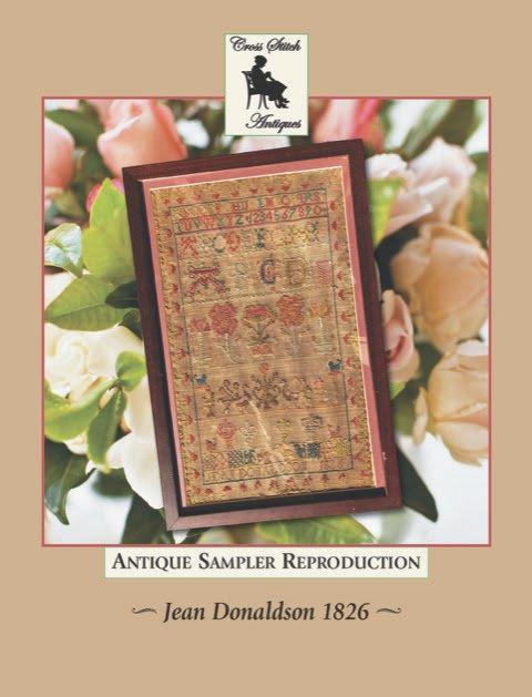 Cross Stitch Antiques Jean Donaldson 1826