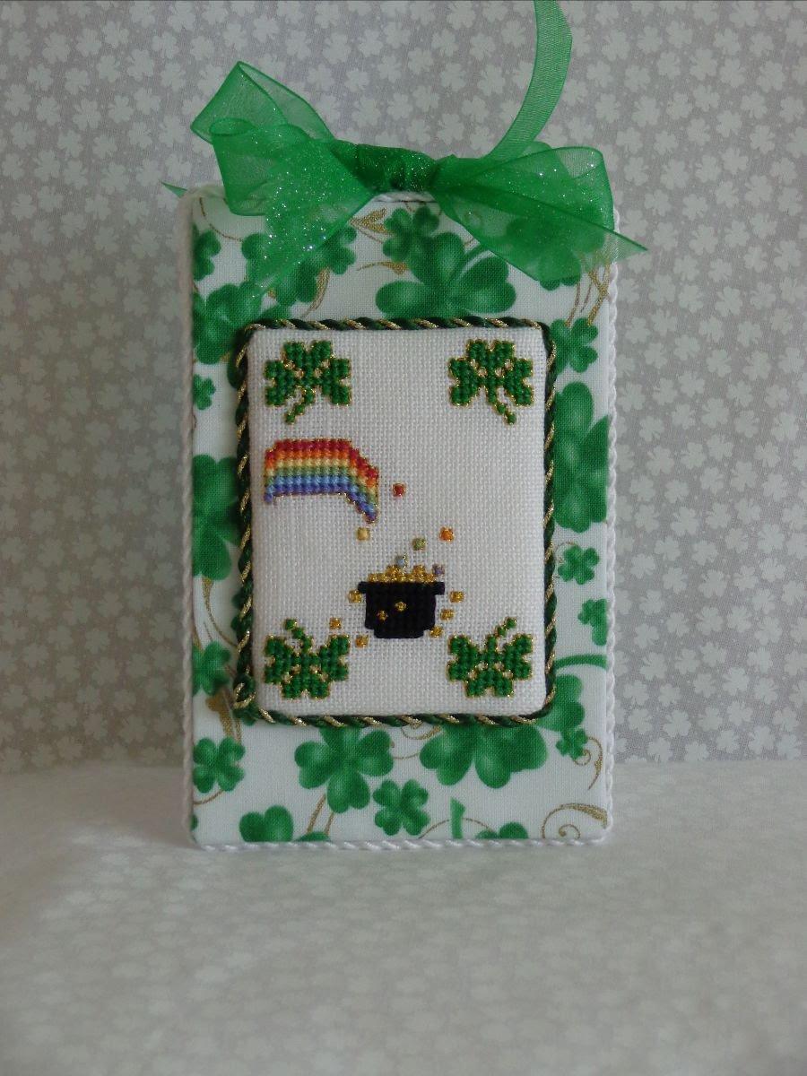 Faithwurks Short Stacks - March, Luck of the Irish
