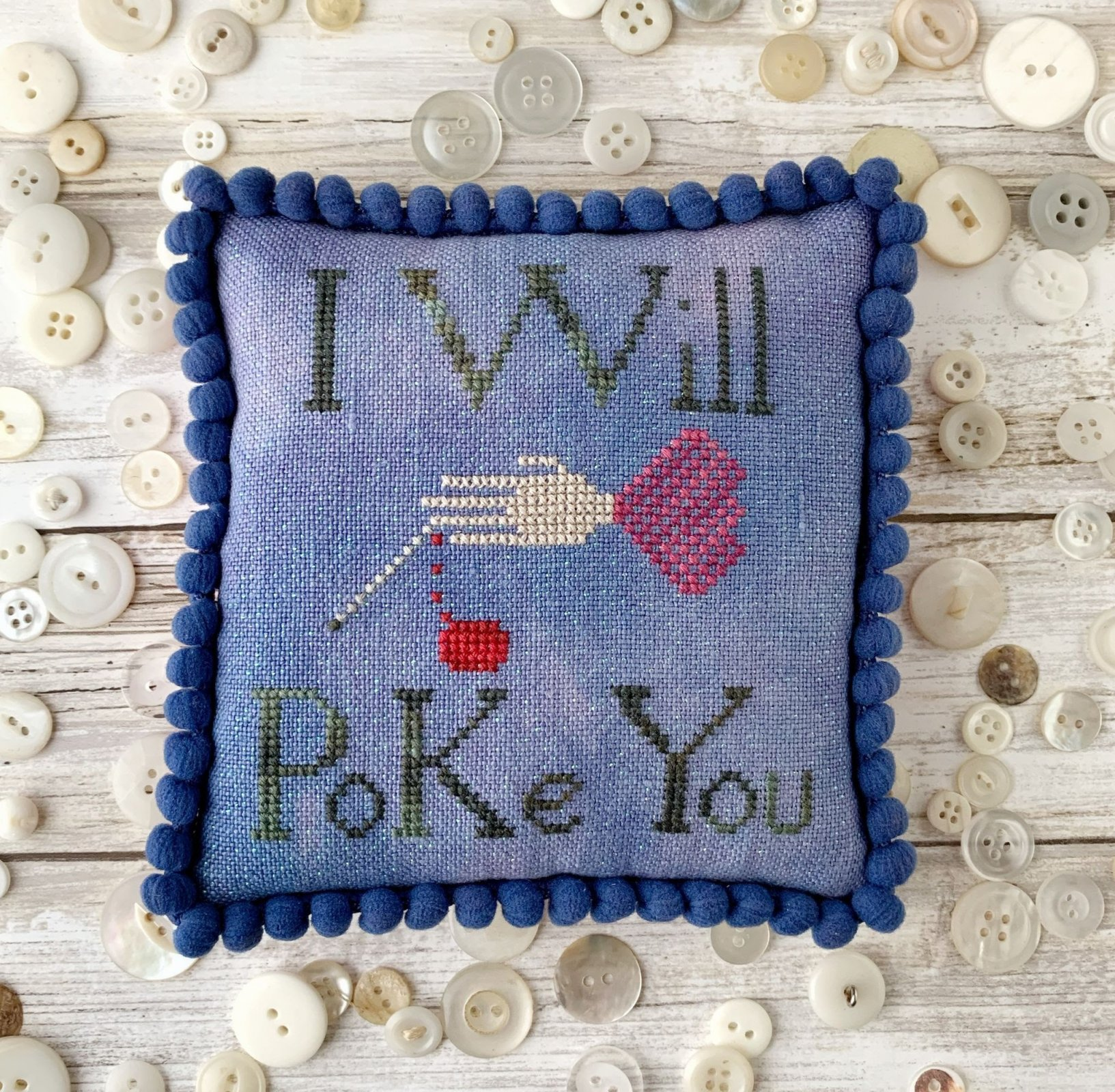 Lucy Beam Love in Stitches I Will Poke You