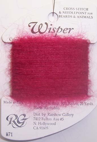 Rainbow Gallery Wisper W71