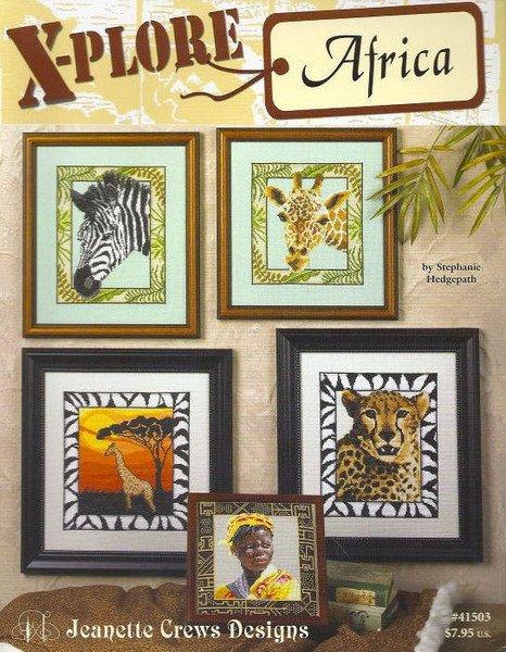 Jeanette Crews Designs X-Plore Africa