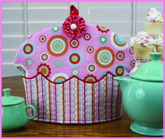 Tea & Cupcakes (Cozy)  #ST-1002