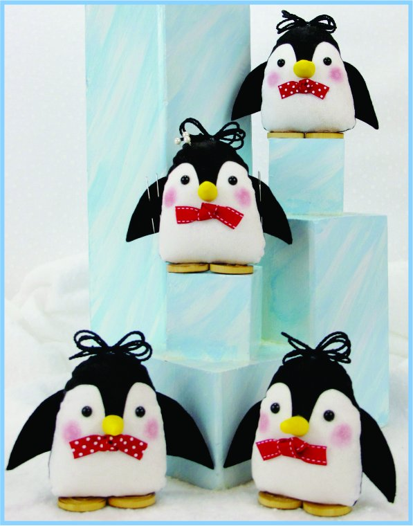 Percy The Penguin #ST-1115 (Download)