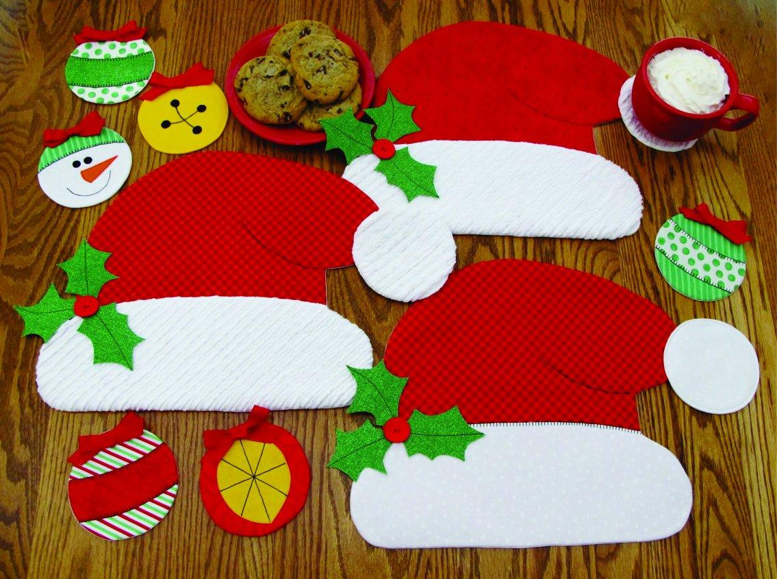 Santa's Hat #ST-1826
