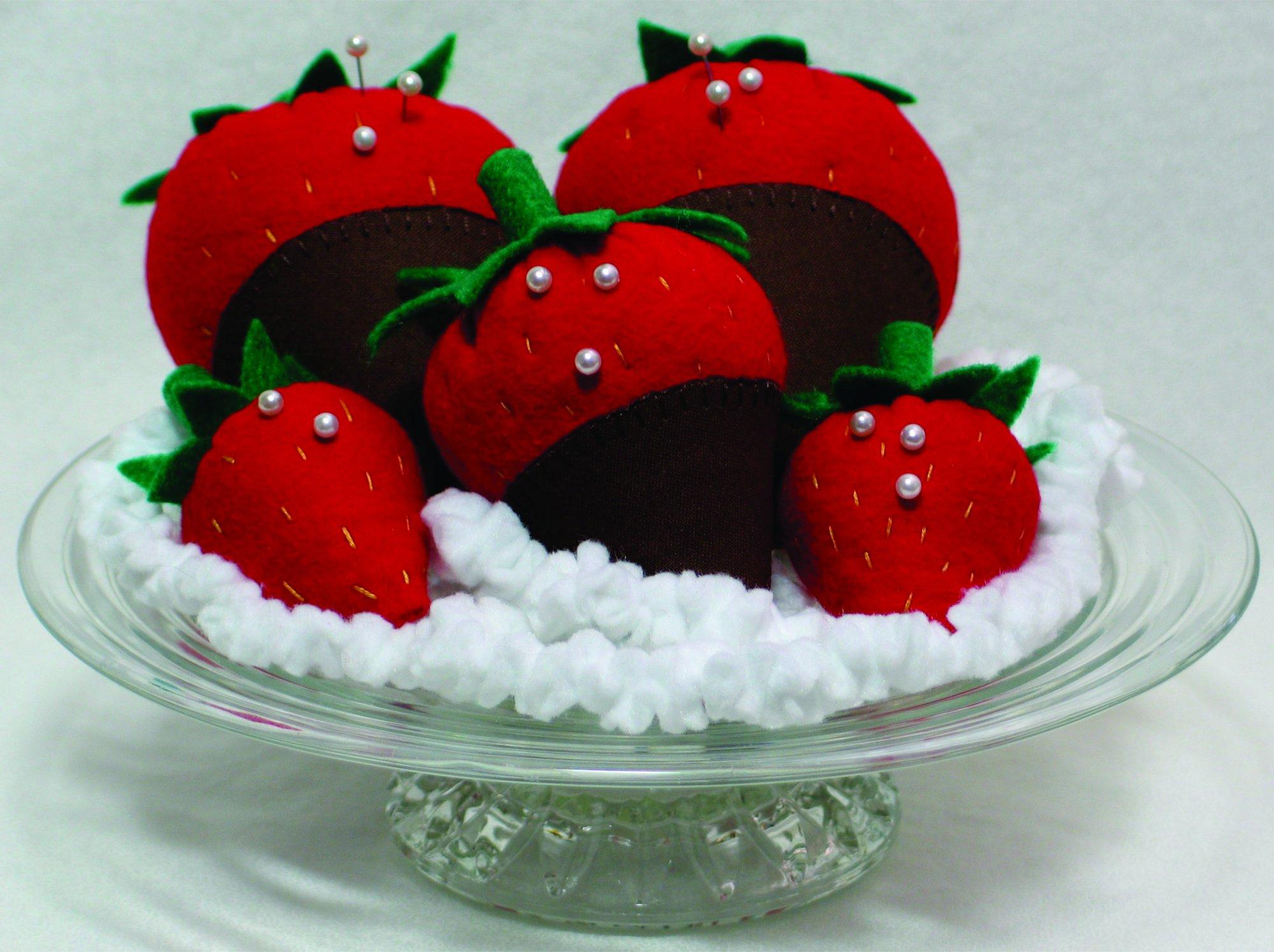 Chocolate Strawberries #ST-930  (Download)