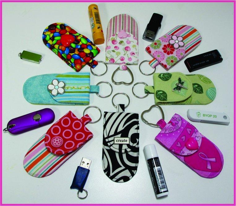 ST-953 Key Fob Pockets (DL)