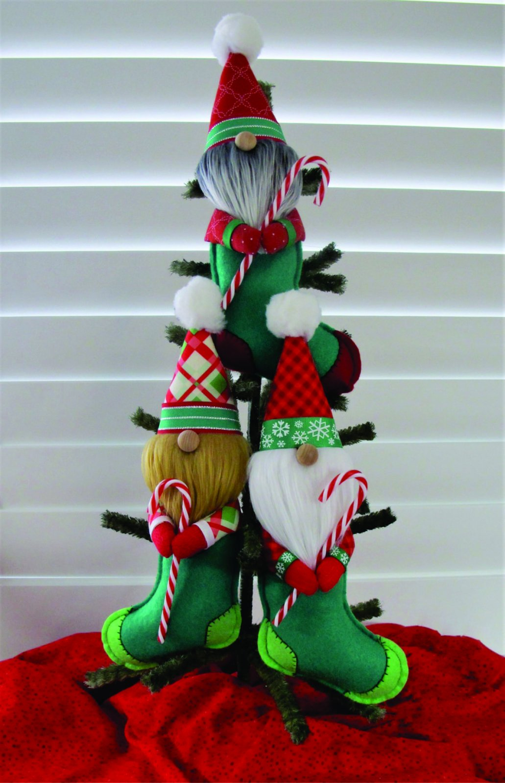 Warm Christmas Gnomes