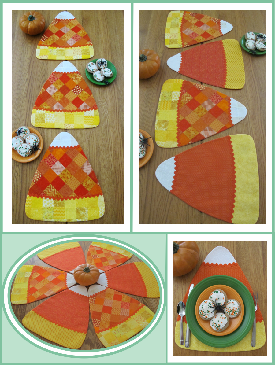 Candy Corn Pieces #ST-1619