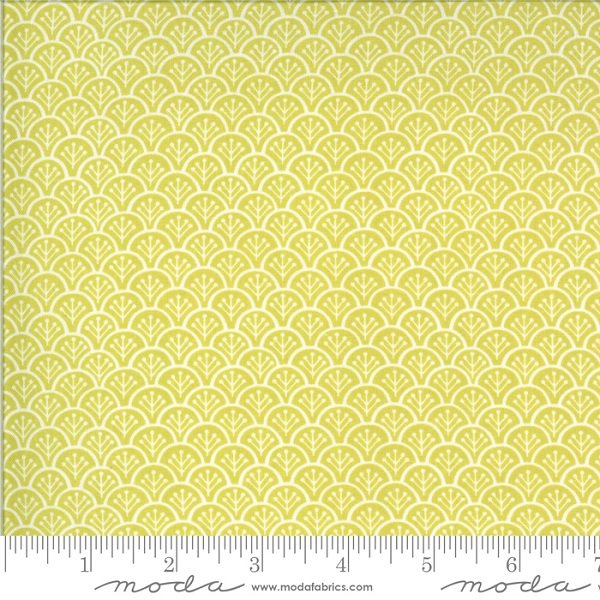 Chantilly Sprout Rolling Hills by Fig Tree Co for Moda 20344-18