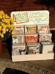 Sew Noted Notecards by Deb Strain