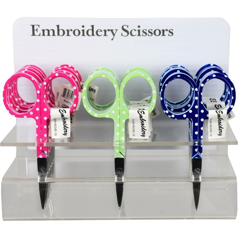 Embroidery Scissors - Dots