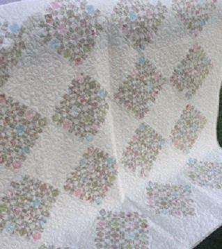 Oliva's Bramble Cottage Quilt Kit