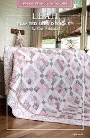 Leah Pattern by Gerri Robinson of Planted Seed Designs