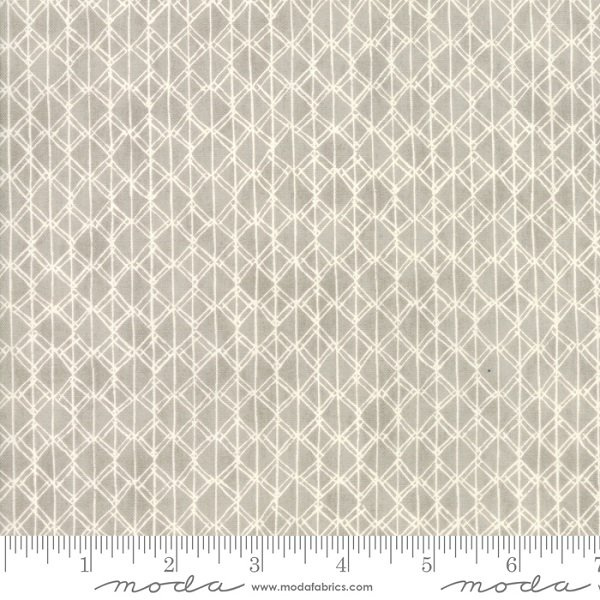 Origami Pleat Pale Grey by Janet Clare for Moda 1476 15
