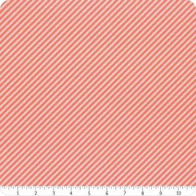 Sugarcreek Rosy Stripe by Corey Yoder for Moda