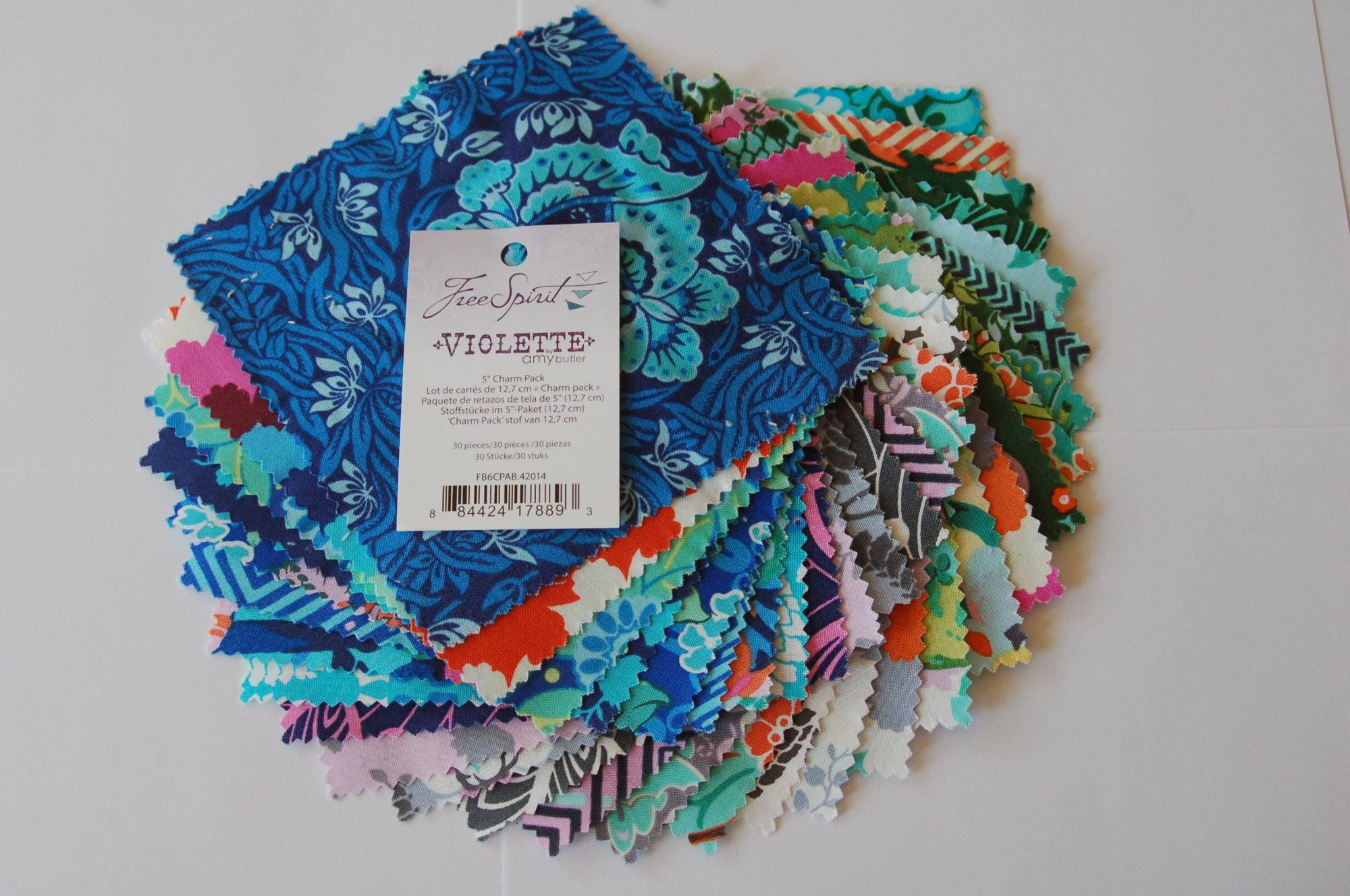 Violette (5 Stacker) by Amy Butler for Free Spirit