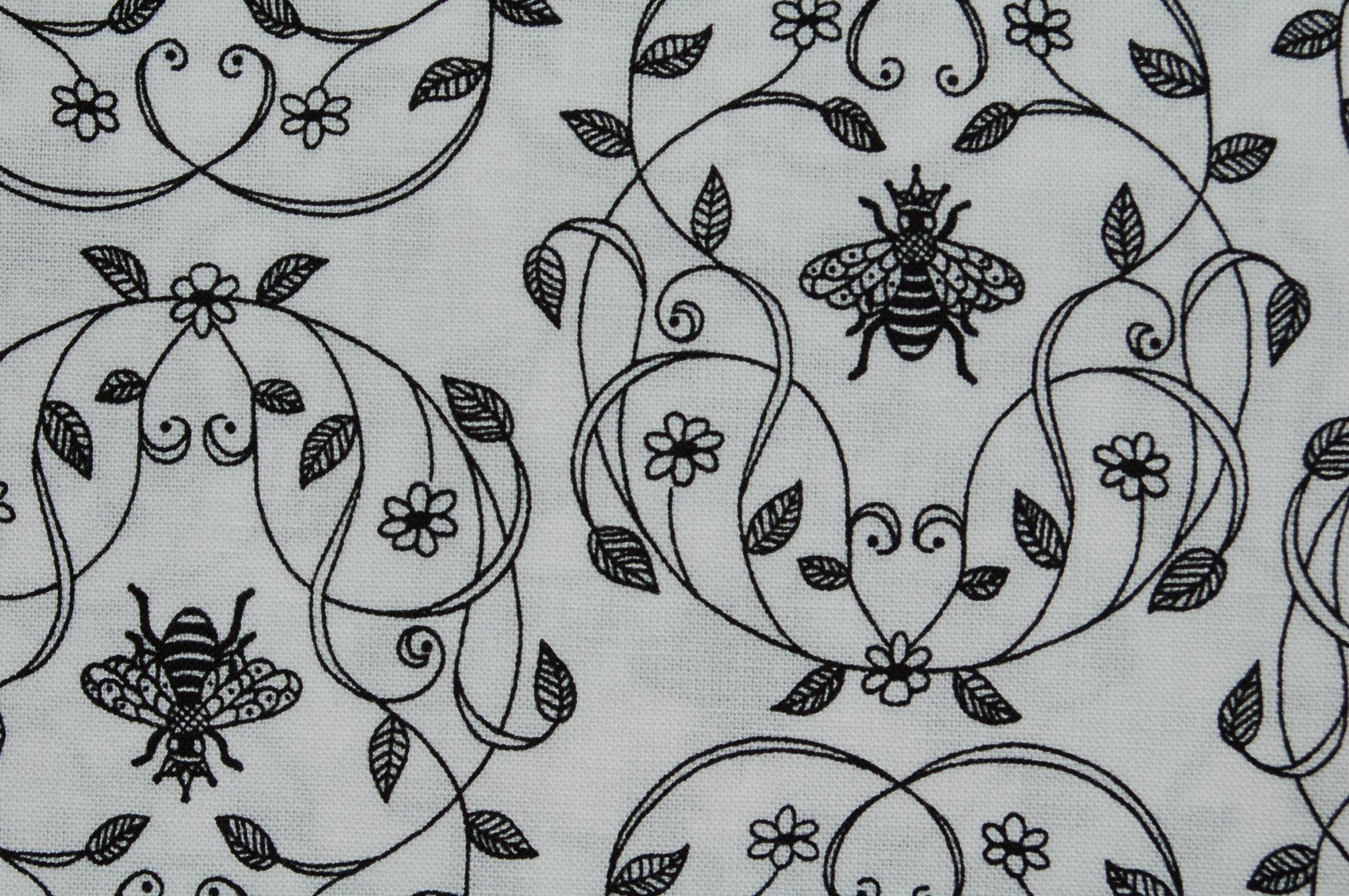 Honey Run Queen by Jill Finley for Penny Rose Fabrics