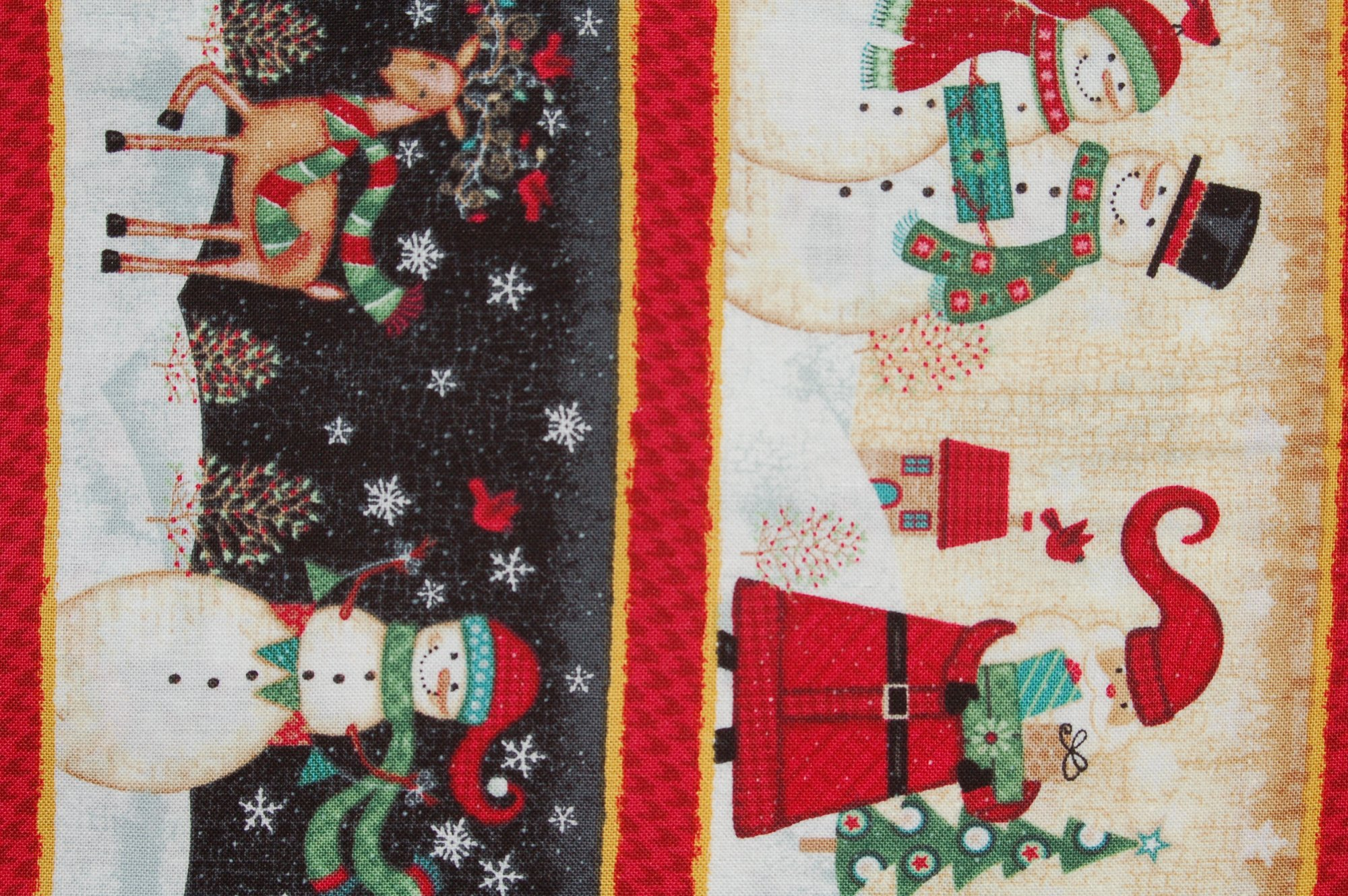 Holly Jolly Christmas Border by Sharla Fults for Studio E