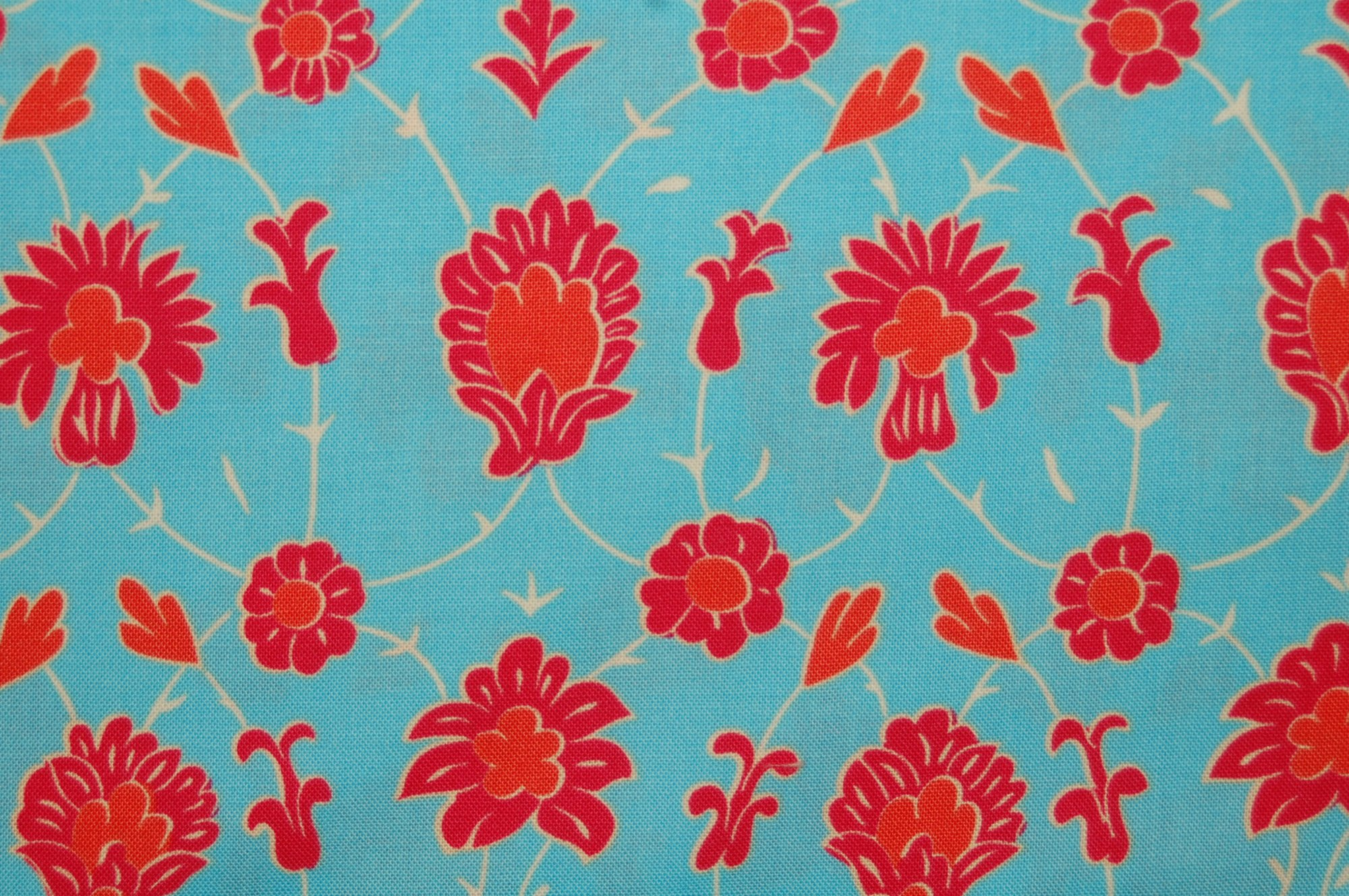 Iznik - Medina from Snow Leopard Designs for Free Spirit Fabrics