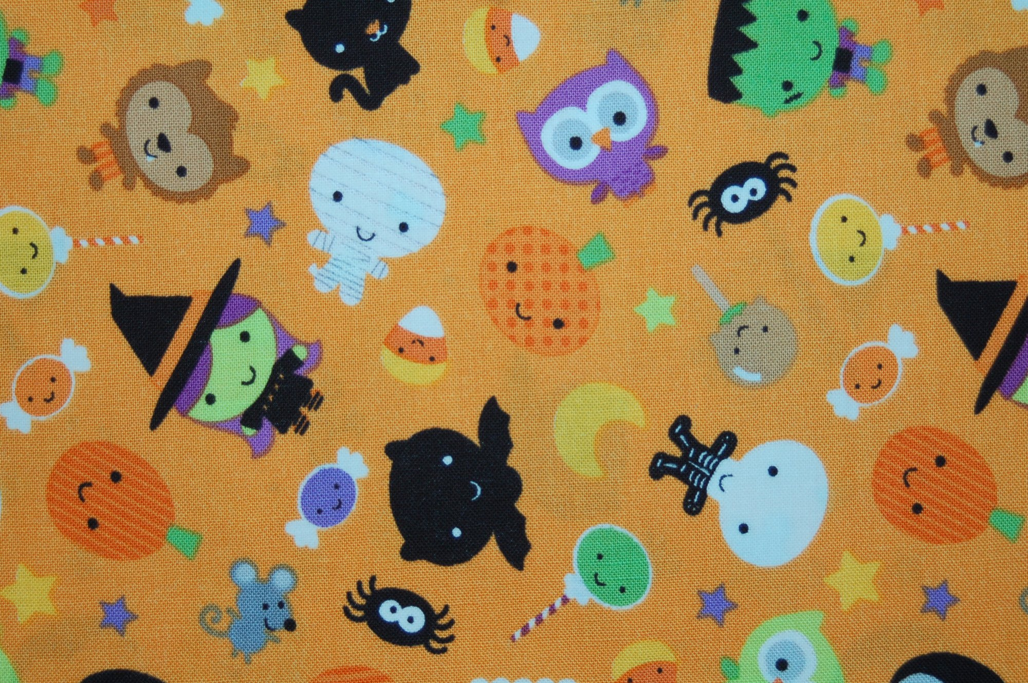 Ghouls & Goodies - Witches, Werewolves & Vampires by Doodlebug Design for Riley Blake