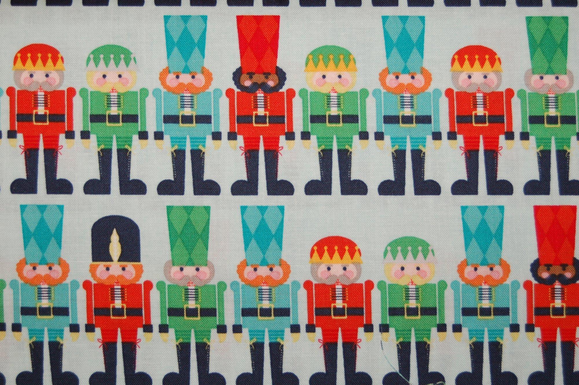 Nutcracker Christmas - Rows from Riley Blake Designs