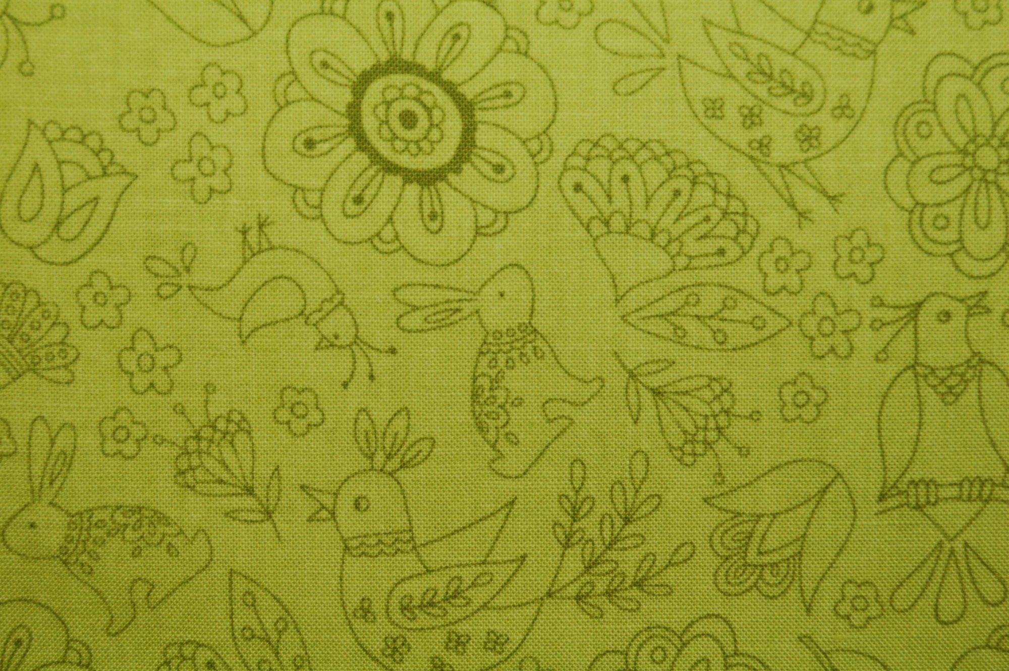 Dutch Treat - Floral by Betz White for Riley Blake Designs
