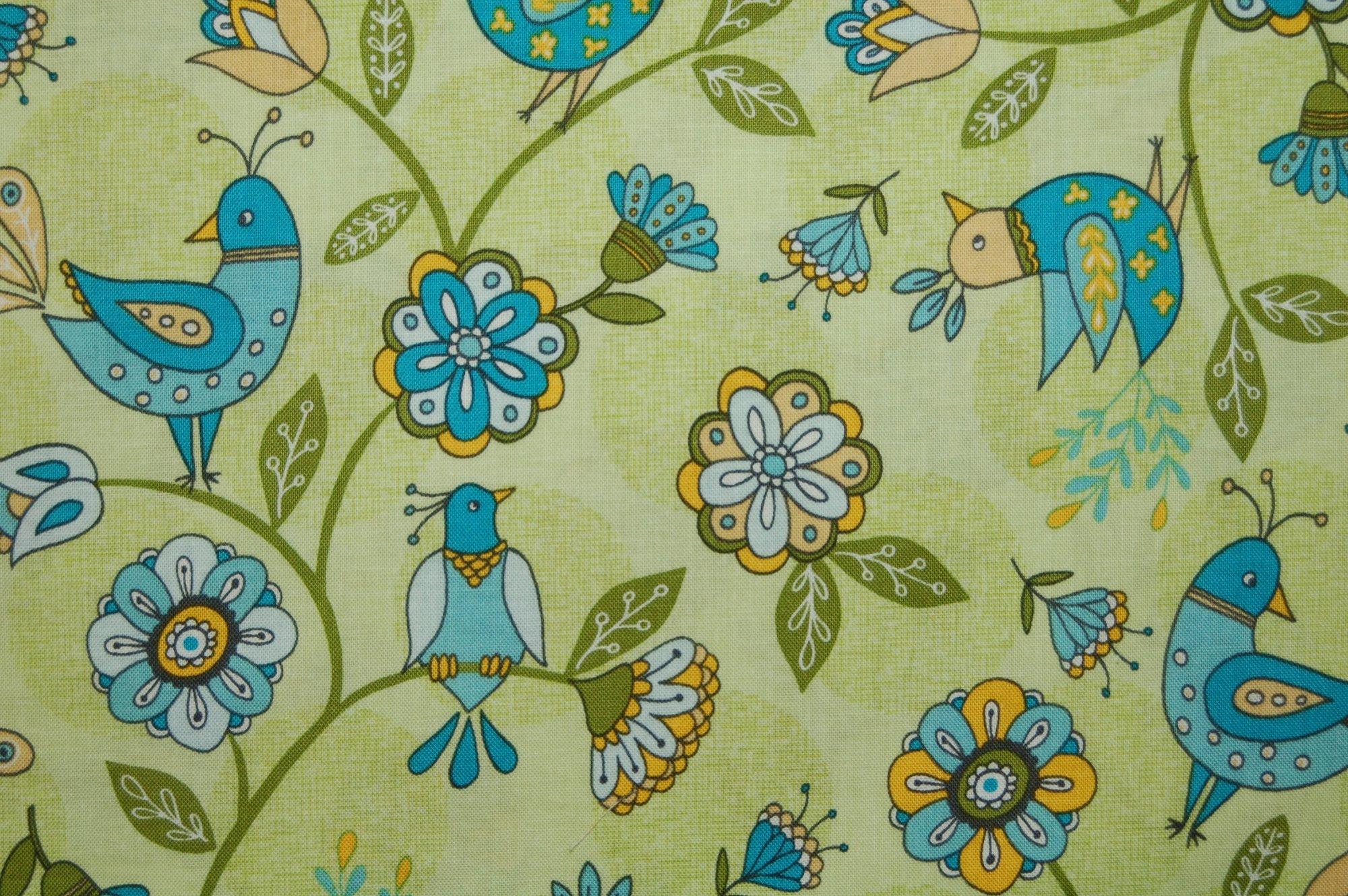 Dutch Treat - Birds by Betz White for Riley Blake Designs