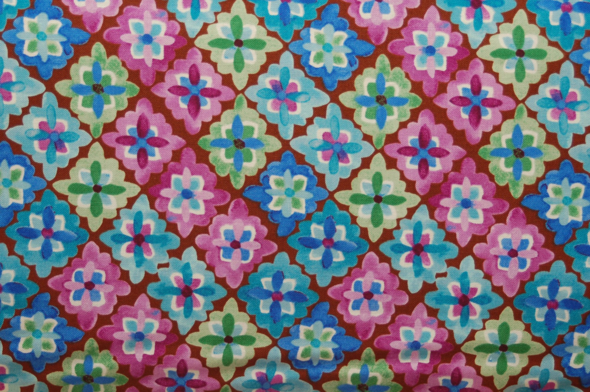 Bella - Motifs on Point from Exclusively Quilters