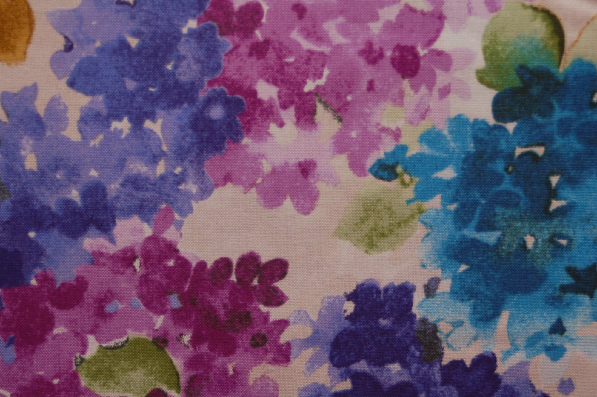 Bella - Hydrangeas from Exclusively Quilters
