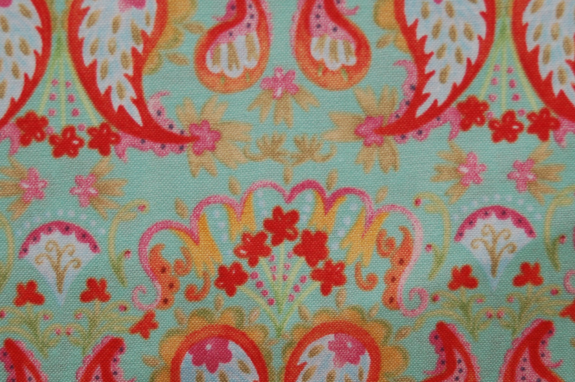 Seasons - Paisley Love from Anna Davis for Blend Fabrics