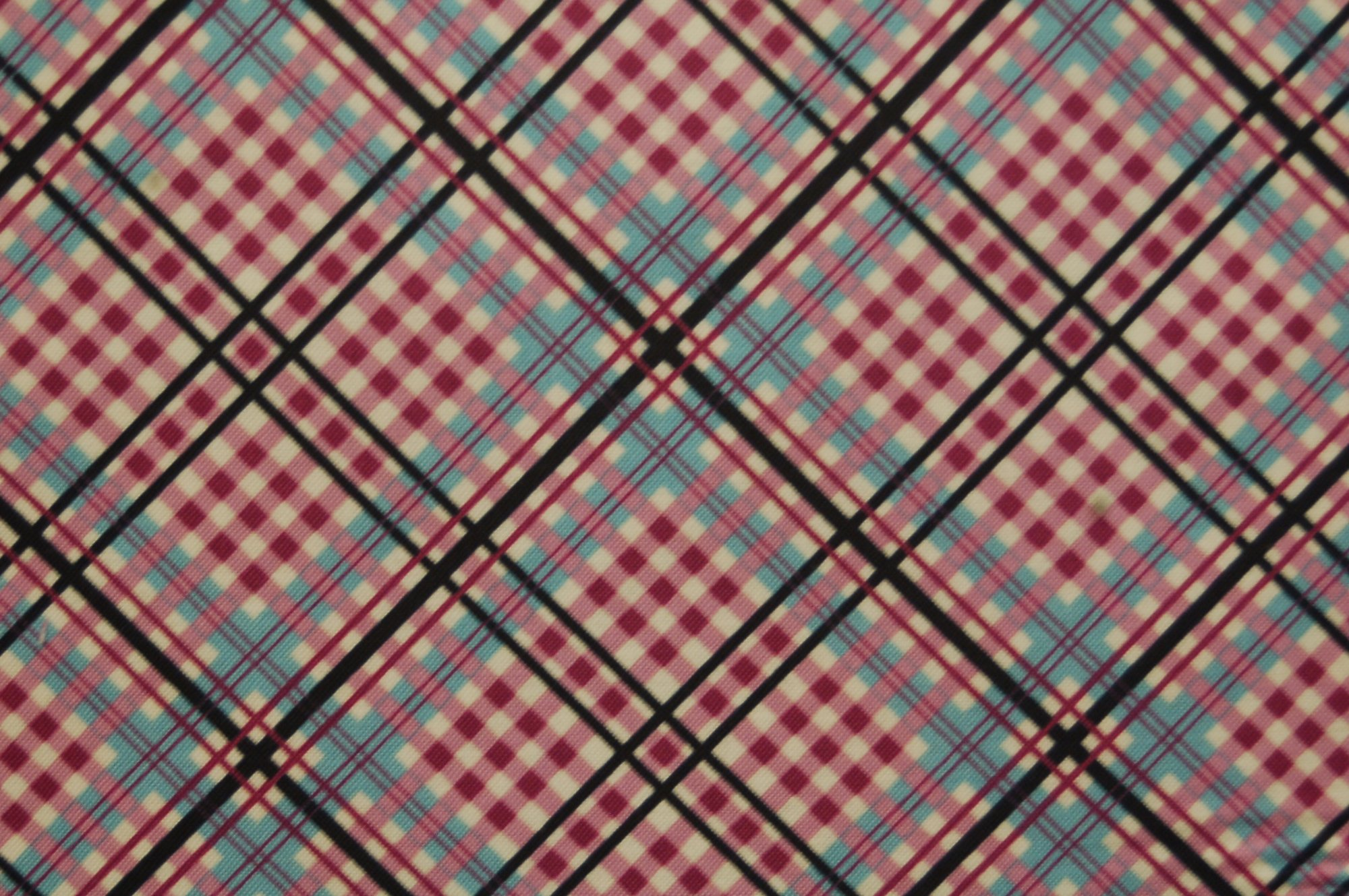 Shelburne Falls Complex Plaid (Lilac) by Denyse Schmidt for Free Spirit
