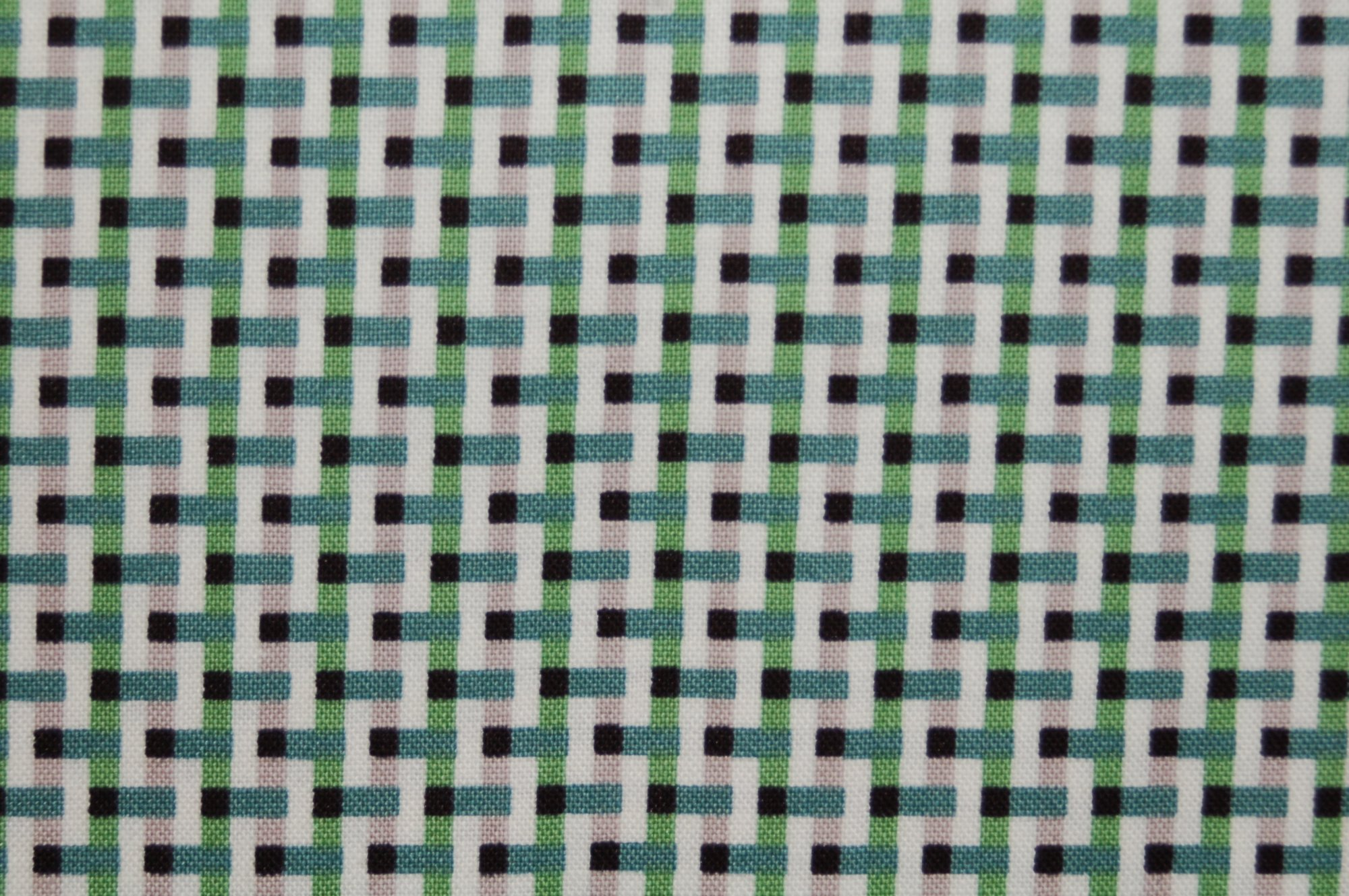 Eastham - Weave Stripe (Juniper) from Denyse Schmidt for Free Spirit Fabrics