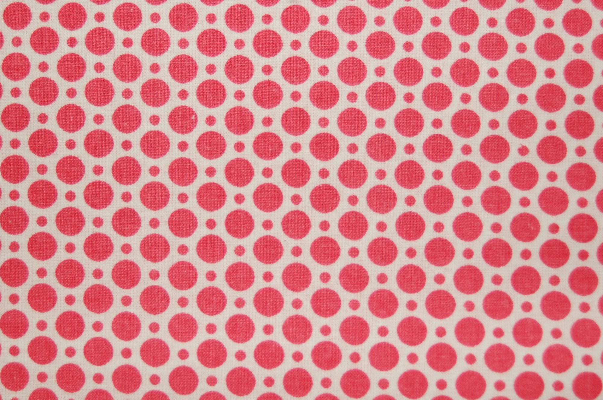 Fabric Traditions Dot Matrix (Coral) by Foust Textiles