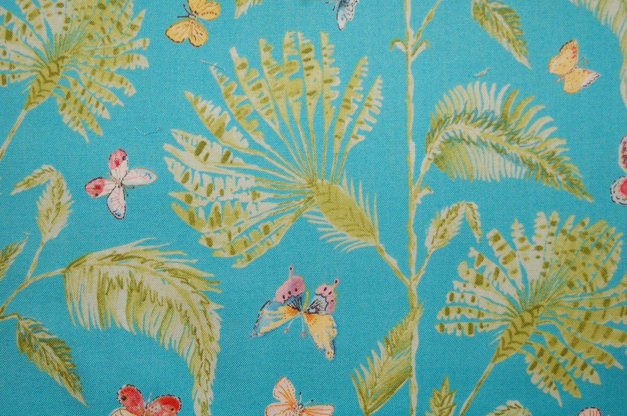 Butterfly Garden - Butterfly Palm from Dena Designs for Free Spirit