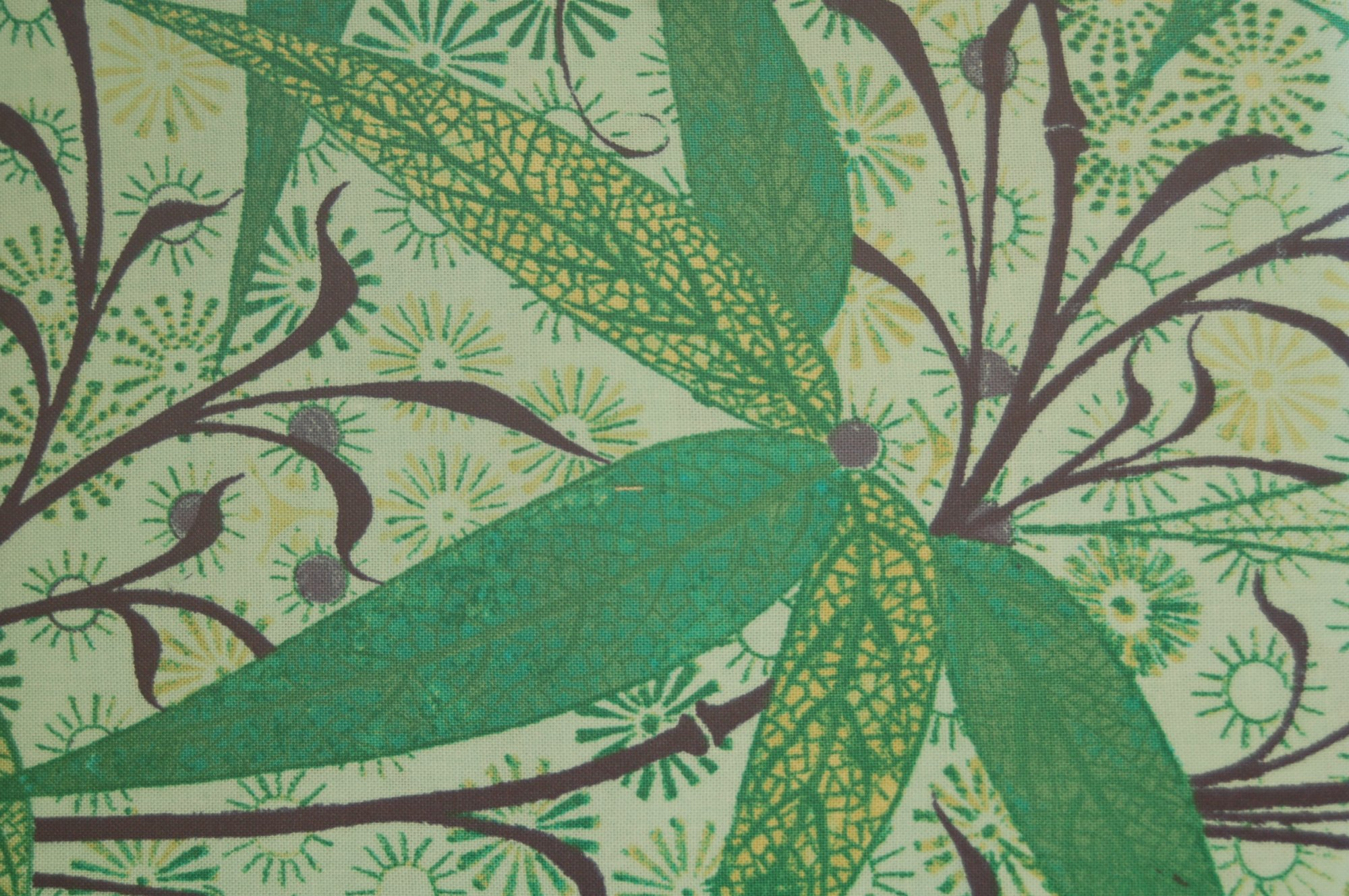 Godwin Bamboo (Pool) by Victoria & Albert for Rowan Fabrics