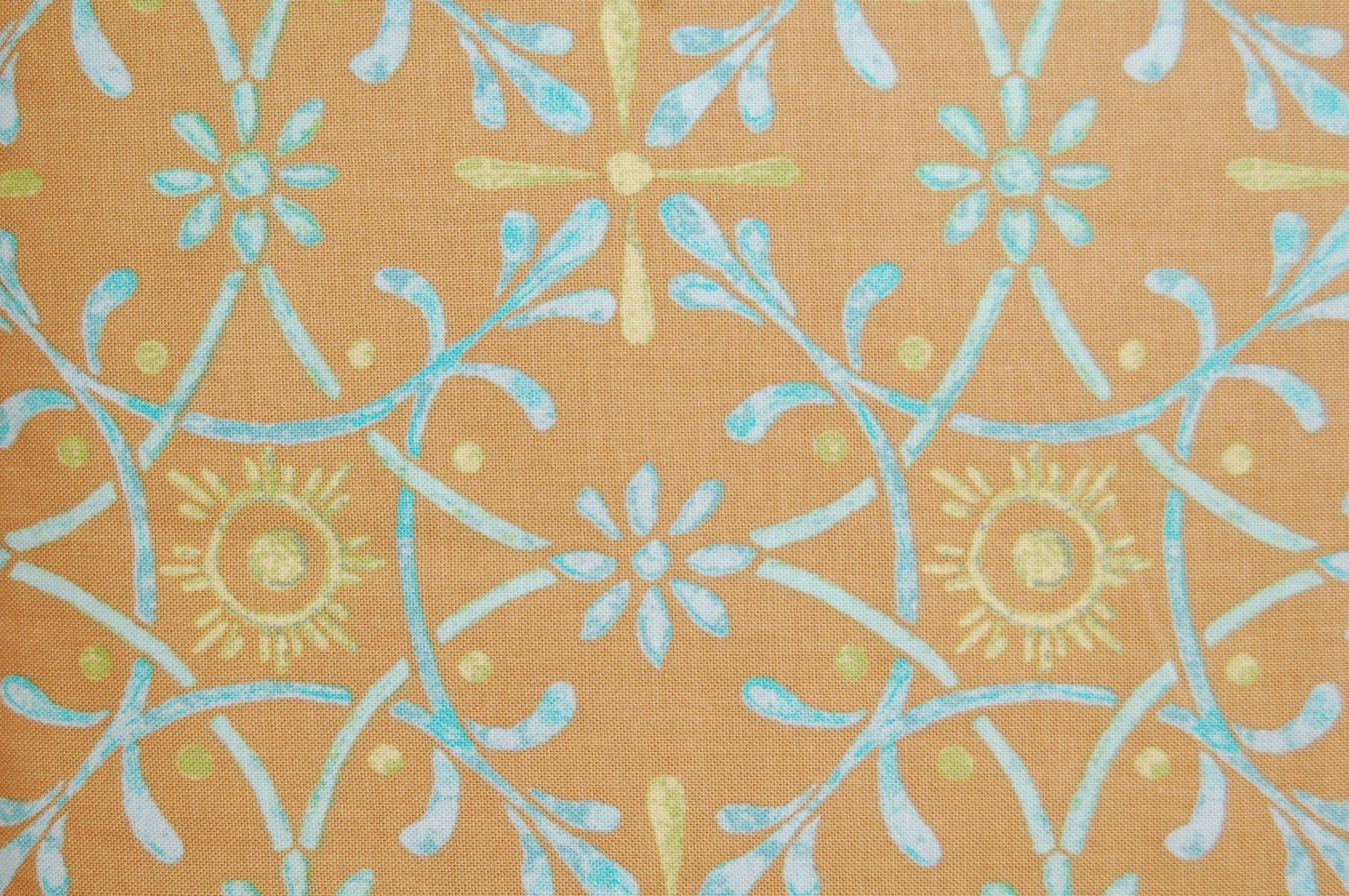 Godwin Ironwork (Pool) by Victoria & Albert for Rowan Fabrics