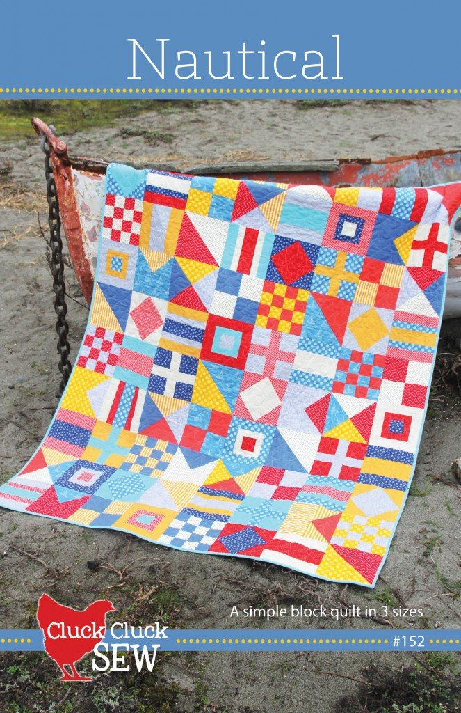 Nautical by Allison Harris for Cluck Cluck Sew