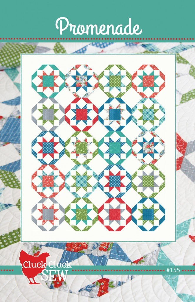 Promenade by Allison Harris for Cluck Cluck Sew