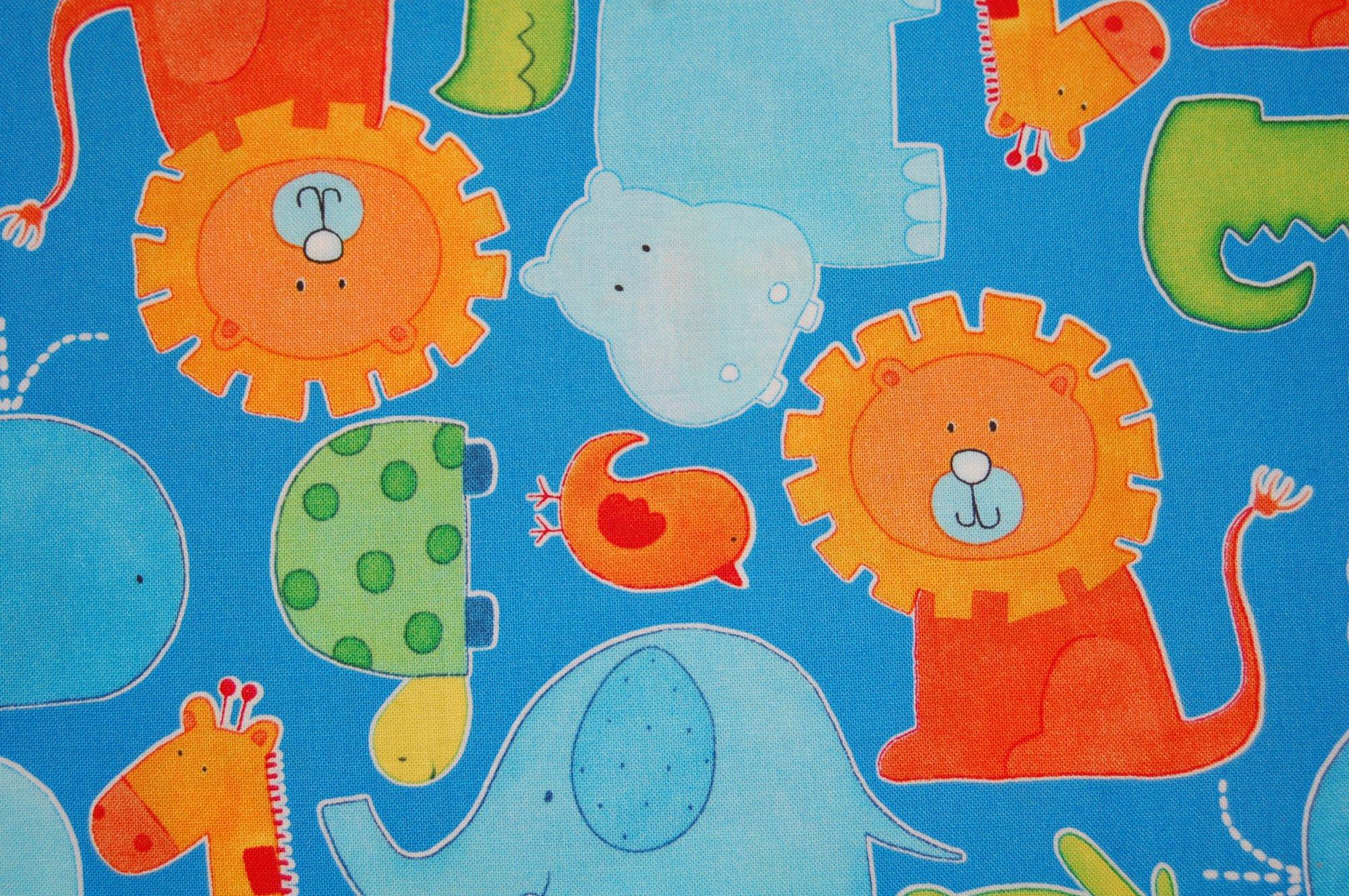 ABC Safari - Animals from Diane Eichler for Studio E